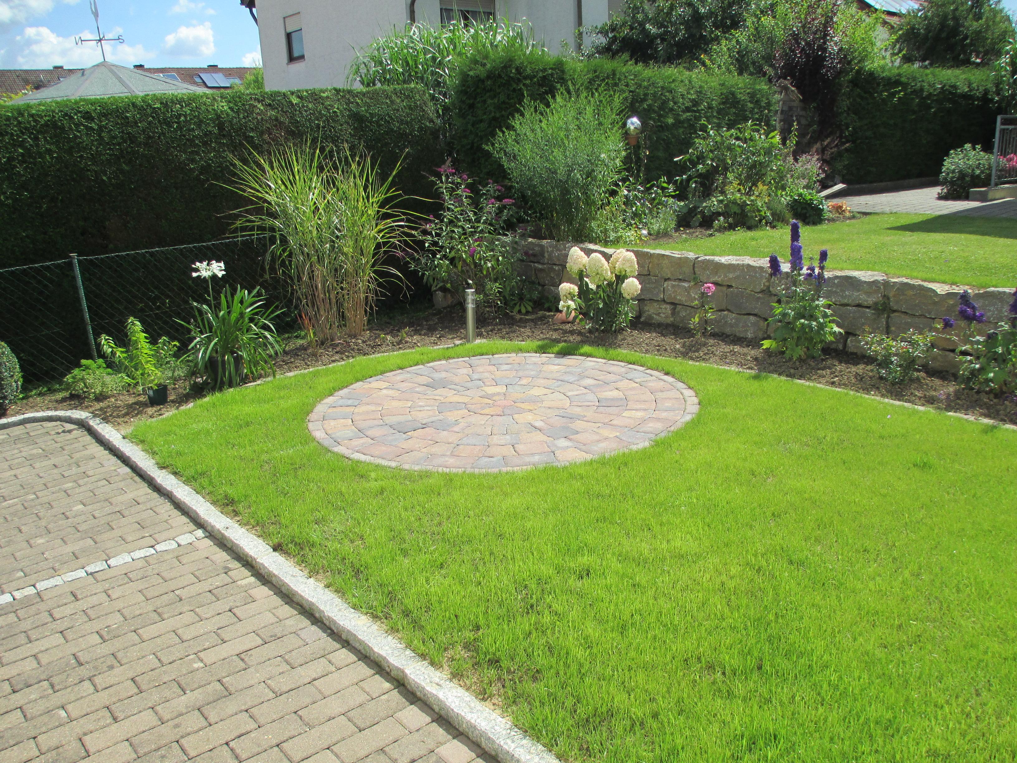 Frisch Garten Planen Beispiele Schema